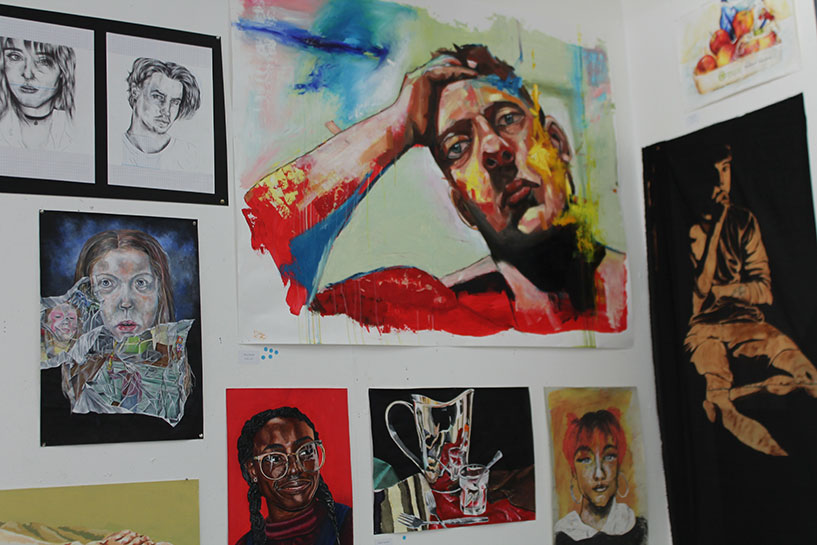 The Sixth Form College Colchester Art And Design